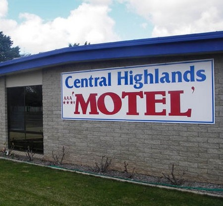 Central Highlands Motor Inn - Accommodation Port Hedland