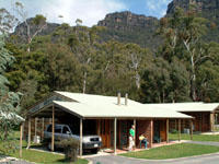 Halls Gap Log Cabins - Accommodation Port Hedland