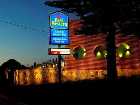 Best Western Drouin Motor Inn - Accommodation Port Hedland