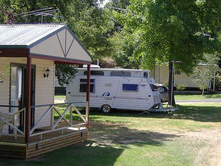 Yackandandah Holiday Park - Accommodation Port Hedland