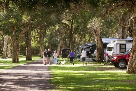 Beachfront Holiday Park - Accommodation Port Hedland