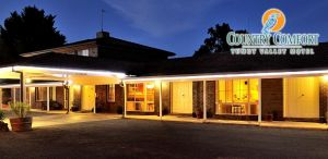 Country Comfort Tumut Valley Motel - Accommodation Port Hedland