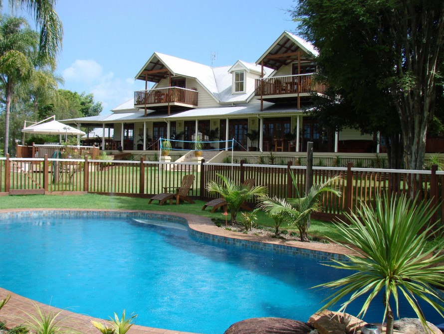Clarence River Bed  Breakfast - Accommodation Port Hedland
