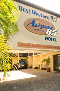 Best Western Airport 85 Motel - Accommodation Port Hedland