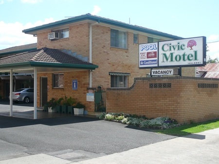 Civic Motel Grafton - Accommodation Port Hedland