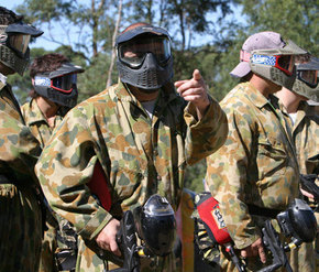 Action Paintball Games - Perth - Accommodation Port Hedland
