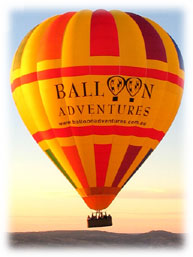 Balloon Adventures Barossa Valley - Accommodation Port Hedland