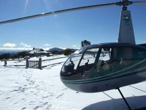 Alpine Helicopter Charter Scenic Tours - Accommodation Port Hedland
