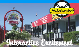 Sidetracked Entertainment Centre - Accommodation Port Hedland