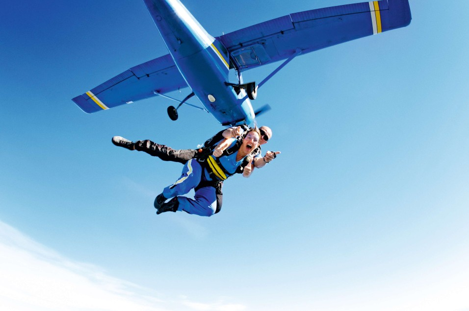Skydive the Beach and Beyond Yarra Valley - Accommodation Port Hedland