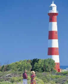 Point Moore Lighthouse - Accommodation Port Hedland