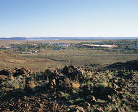 TV Hill Lookout - Accommodation Port Hedland