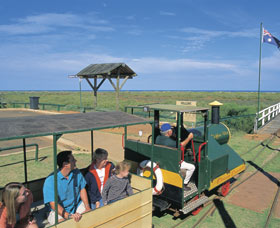 Carnarvon Tramway - Accommodation Port Hedland