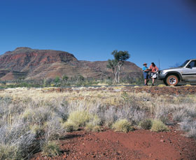 Mount Bruce - Accommodation Port Hedland