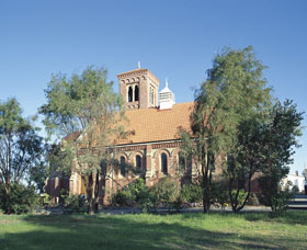 All Saints Church Collie - Accommodation Port Hedland