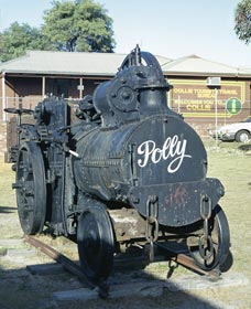 Steam Locomotive Museum - Accommodation Port Hedland
