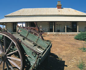 Chiverton House Museum - Accommodation Port Hedland