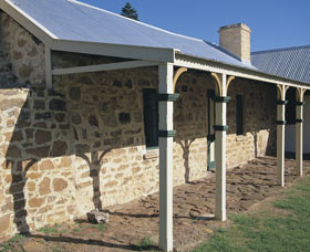 Ellensbrook Historic Home and Picnic Grounds - Accommodation Port Hedland
