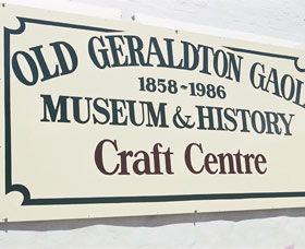 Old Geraldton Gaol Craft Centre - Accommodation Port Hedland
