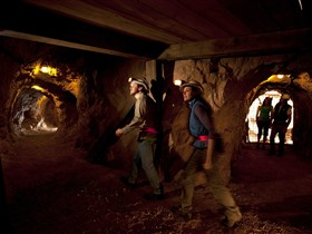 Heritage Blinman Mine Tours - Accommodation Port Hedland