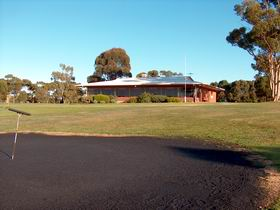 Maitland Golf Club Incorporated - Accommodation Port Hedland