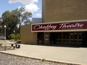 Chaffey Theatre - Accommodation Port Hedland
