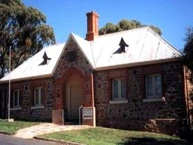 Old Police Station Museum - Accommodation Port Hedland