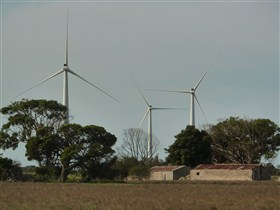Wattle Point Wind Farm - Accommodation Port Hedland