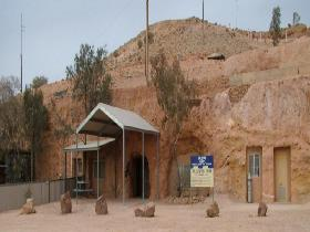 Catacomb Underground Church - Accommodation Port Hedland