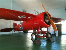 Captain Harry Butler Red Devil Monoplane Memorial - Accommodation Port Hedland