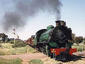 Pichi Richi Railway - Accommodation Port Hedland