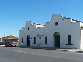 Ardrossan Historical Museum - Accommodation Port Hedland