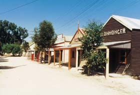 Old Tailem Town Pioneer Village - Accommodation Port Hedland