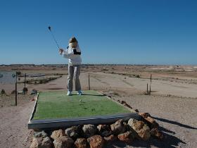 Coober Pedy Opal Fields Golf Club - Accommodation Port Hedland