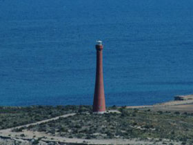 Troubridge Hill Lighthouse - Accommodation Port Hedland