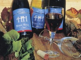 Home Hill Vineyard and Winery Restaurant - Accommodation Port Hedland