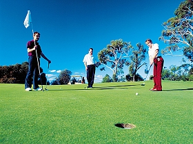 Oatlands Golf Course - Accommodation Port Hedland