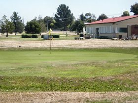 Campbell Town Golf Club - Accommodation Port Hedland