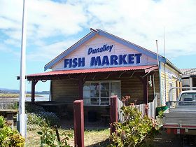 Dunalley Fish Market - Accommodation Port Hedland