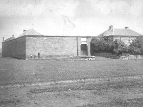 Oatlands Gaol House - Accommodation Port Hedland