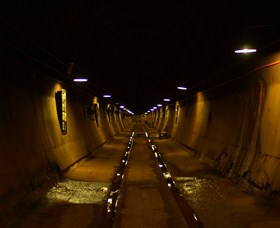 WWII Oil Storage Tunnels - Accommodation Port Hedland