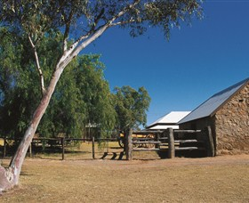 Alice Springs Telegraph Station Historical Reserve - Accommodation Port Hedland