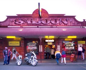 Bojangles Saloon and Dining Room - Accommodation Port Hedland