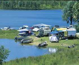 Lake Boondooma - Accommodation Port Hedland