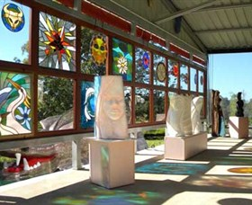 Alpha31 Art Gallery and Sculpture Garden - Accommodation Port Hedland