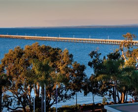 Urangan Pier - Accommodation Port Hedland