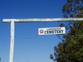 Longreach Cemetery - Accommodation Port Hedland