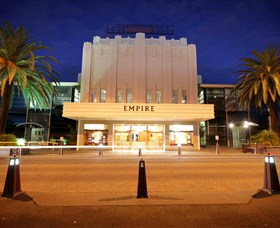 Empire Theatre - Accommodation Port Hedland