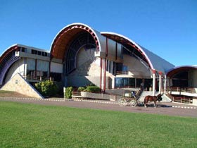 Australian Stockmans Hall of Fame and Outback Heritage Centre - Accommodation Port Hedland