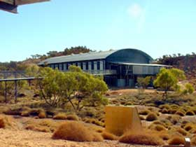 Dinosaur Stampede at Lark Quarry Conservation Park - Accommodation Port Hedland
